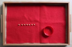 Montessori golden pearls : 7 - 4