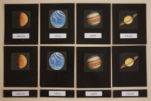 comment apprendre le nom des planetes