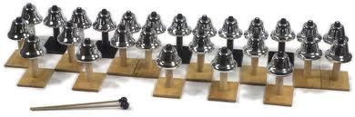 Montessori bells