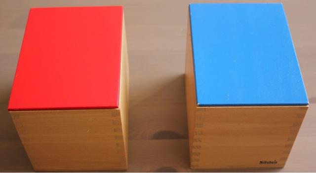Les boîtes à sons.