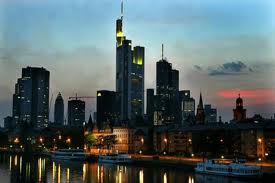 Une ville d'Europe.