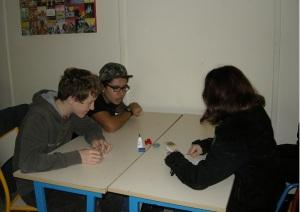 Lycée Montessori Athéna - Elèves