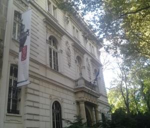 Le musée Cernuschi.