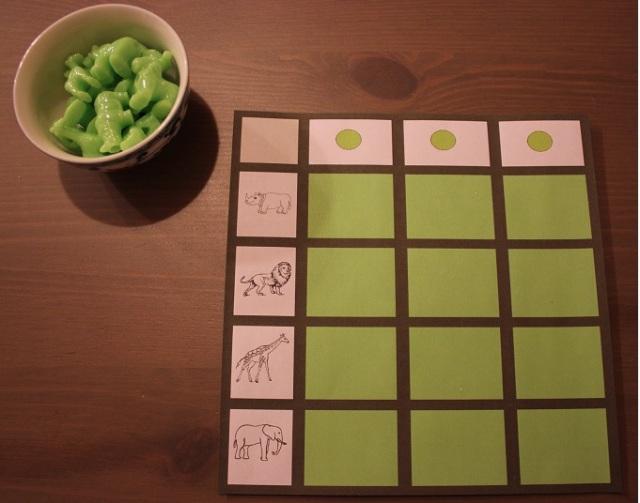Montessori mathématiques concret