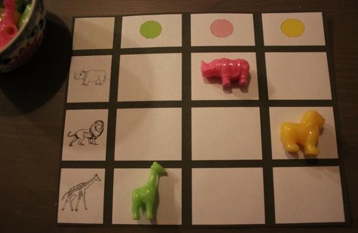 Montessori mathématiques concretes