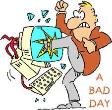 Une mauvaise journée