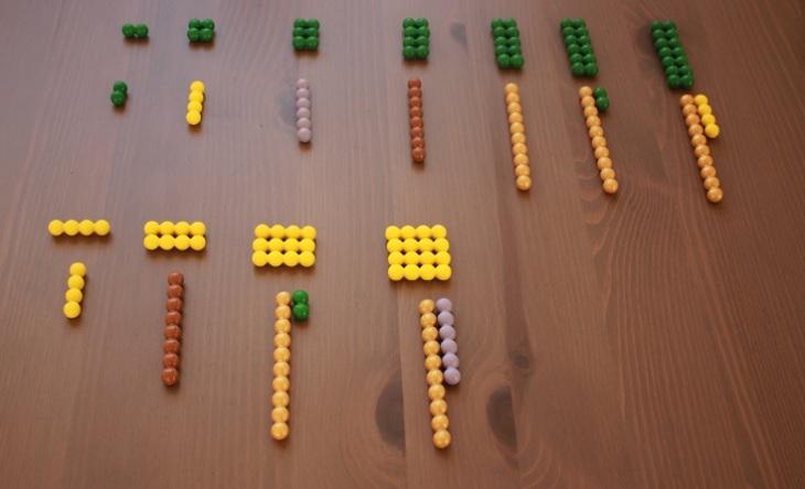 Montessori multiples communs