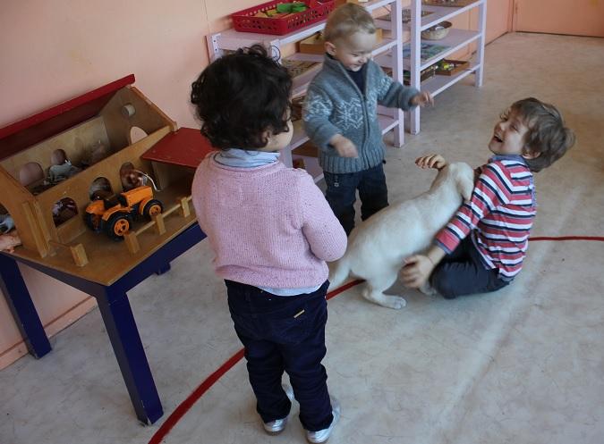 Montessori joie de vivre