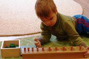 Montessori Ecole à Moscou