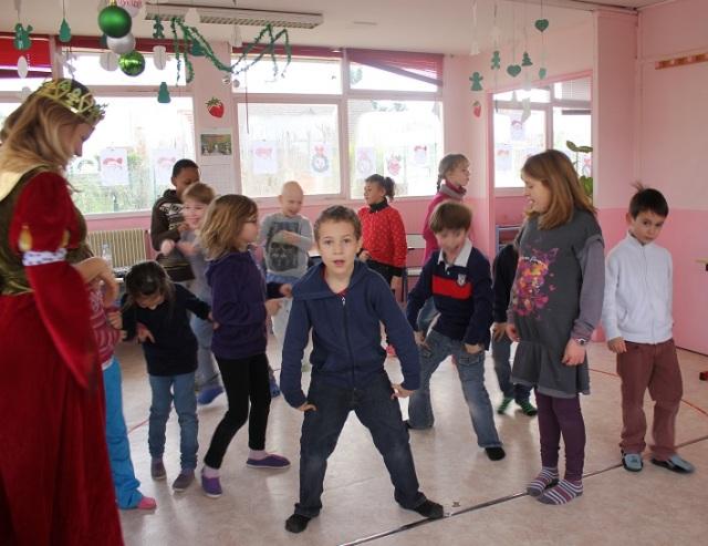 Montessori classe de primaire