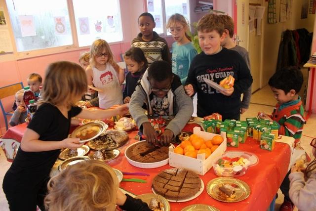 Montessori fête de Noël