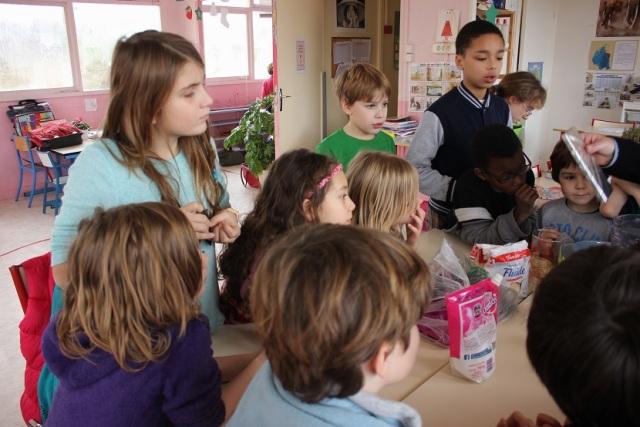 Montessori cooking