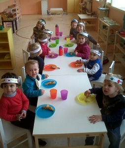 Montessori la fête