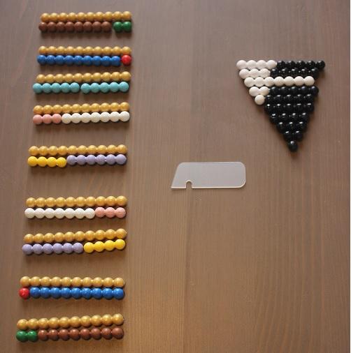 Montessori Calcul mental