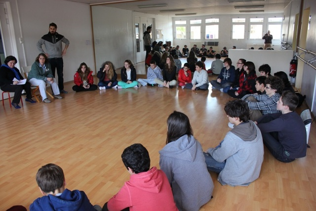 Montessori lycéens