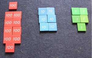 Montessori échange