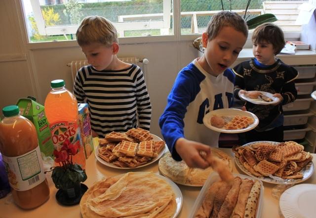 Montessori primaires