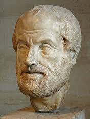Le philosophe Grecque Aristote