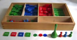 Montessori - les timbres