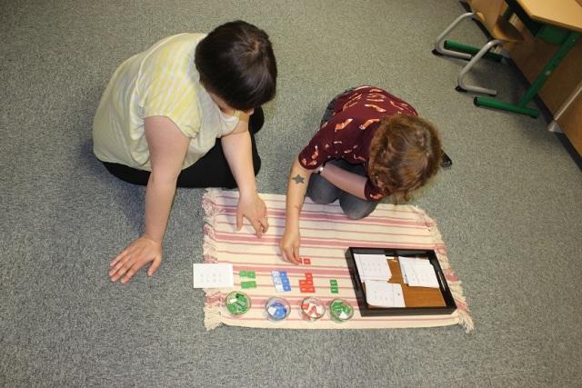 Montessori formation mathématiques