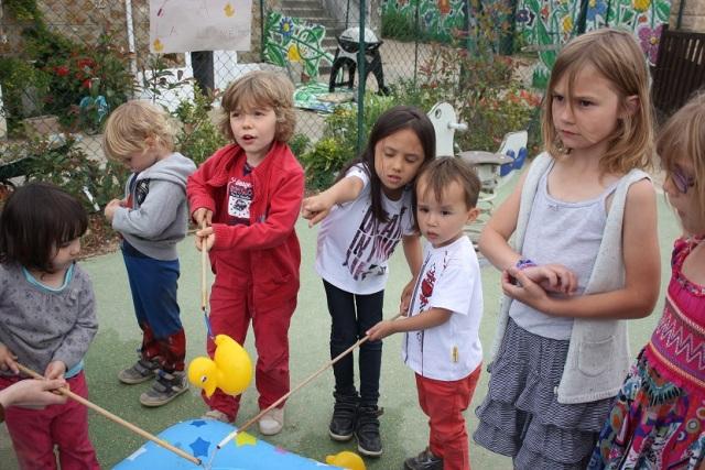 Montessori jeux