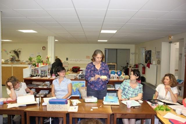 Montessori formation 2 - 6 ans