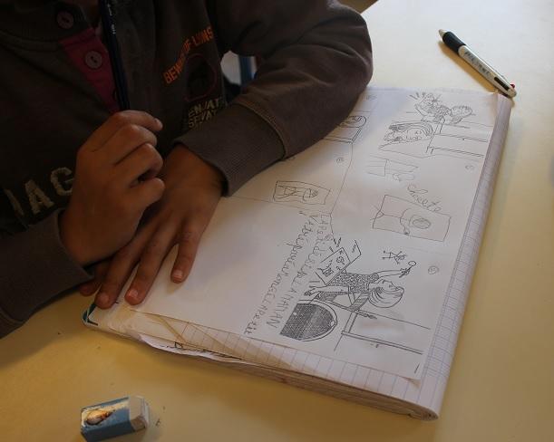 Montessori expression écrite