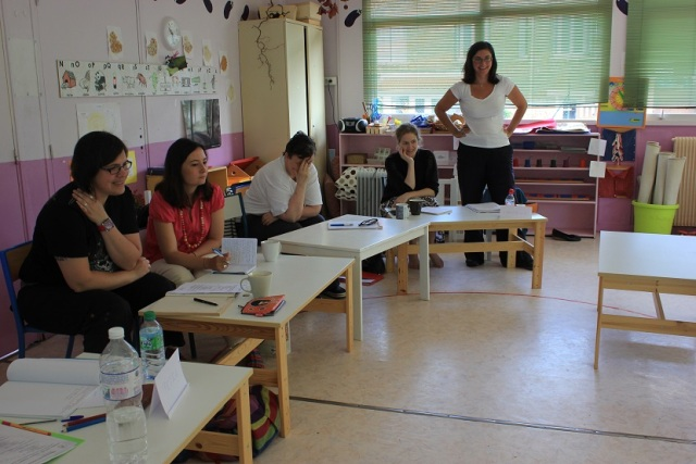 Montessori atelier pratique
