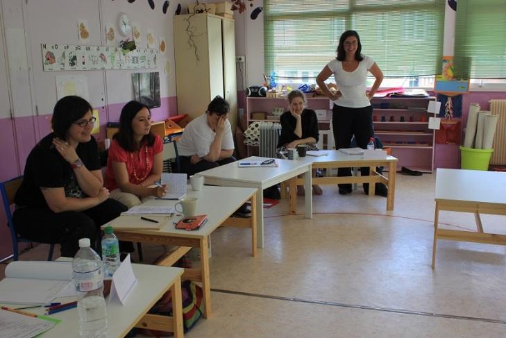 Montessori atelier pratique