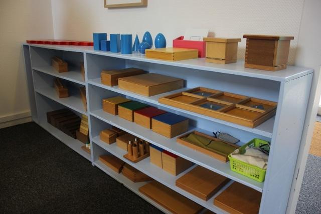 Montessori environnement préparé