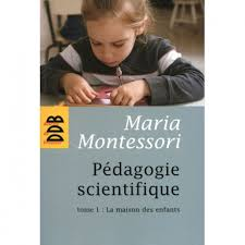 Maria Montessori livre