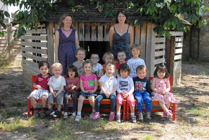 Montessori enfants de maternelle