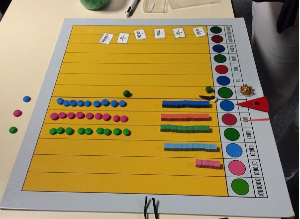 Montessori décimaux