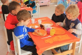 Montessori fête