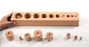 Montessori contrôle de l'erreur