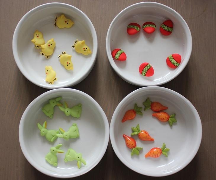 Montessori tris