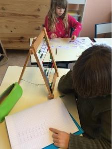 Montessori numération