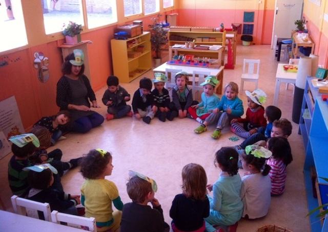 Montessori anglais