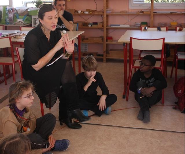 Montessori philosophie