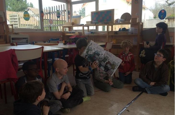 Montessori raconter