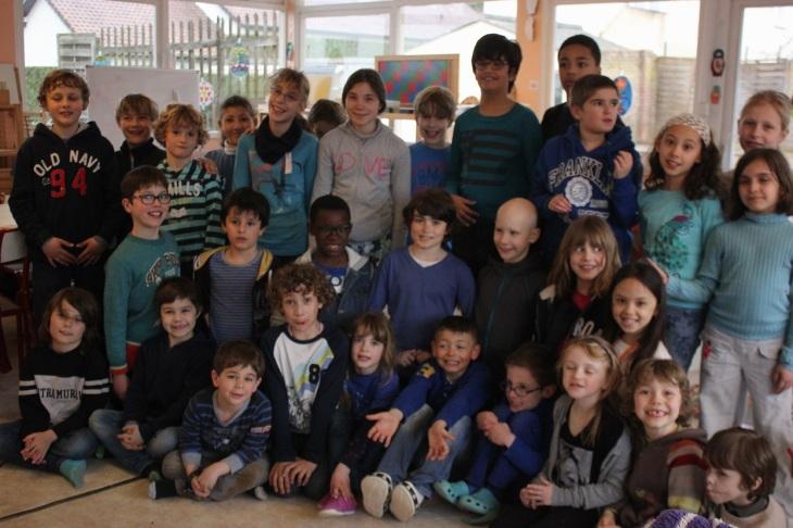 Montessori ouverture sur l'autre