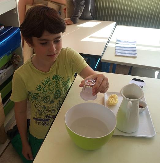 Montessori expérience