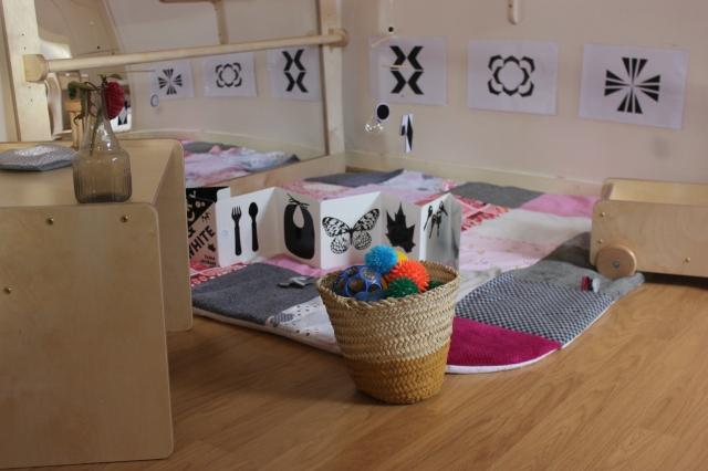 Impressionnant Amenagement Chambre Montessori ~ Idées de Design ...