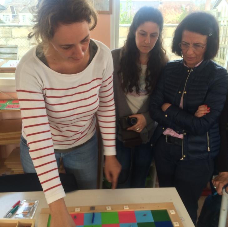 Montessori concret