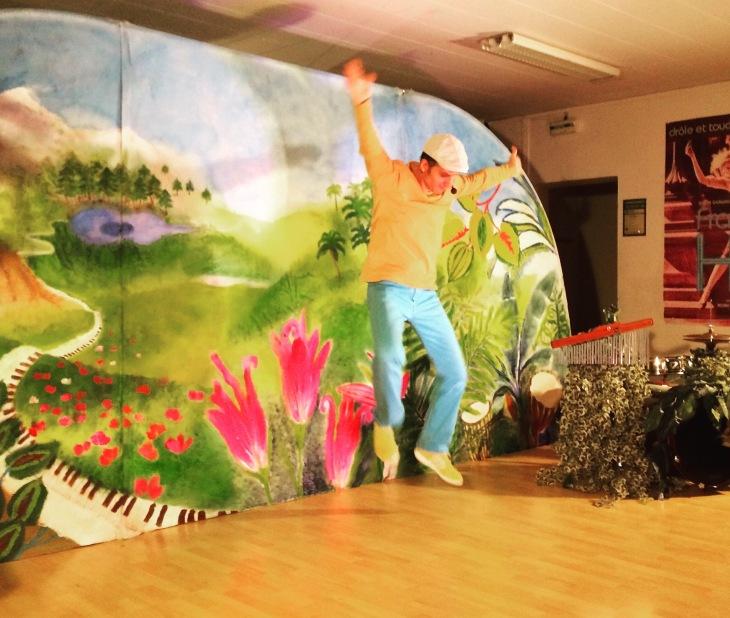 Montessori spectacle