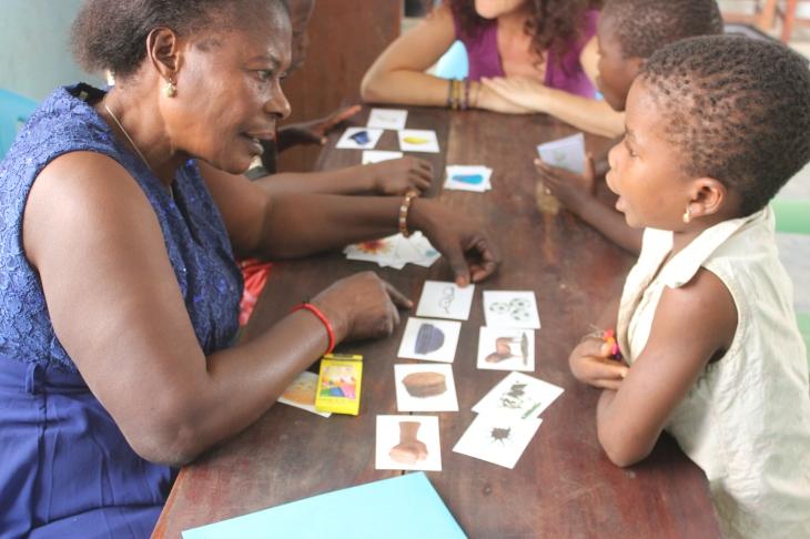 La transmission. La pédagogie Montessori en action.