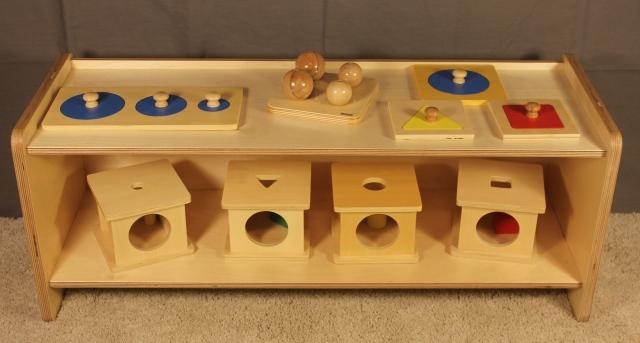Montessori sensoriel motricité fine