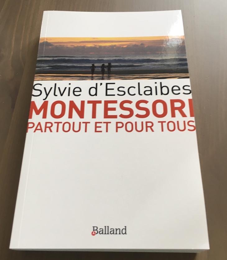 """Mon livre """"Montessori partout et pour tous"""""""