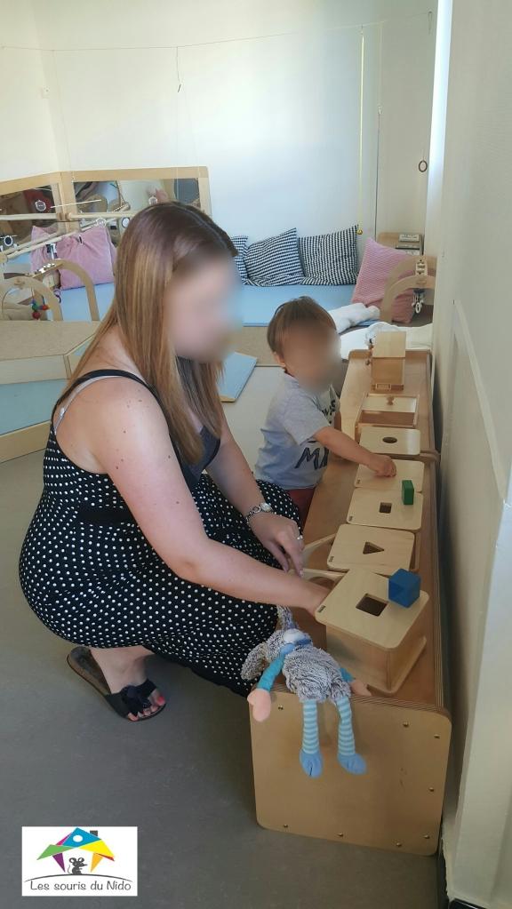 Montessori crèche
