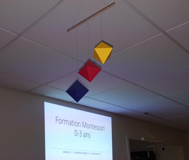 Montessori visuel